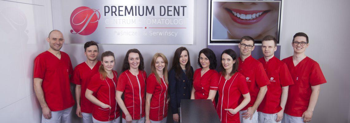 Personel Centrum Stomatologii Premium Dent w Rzeszowie